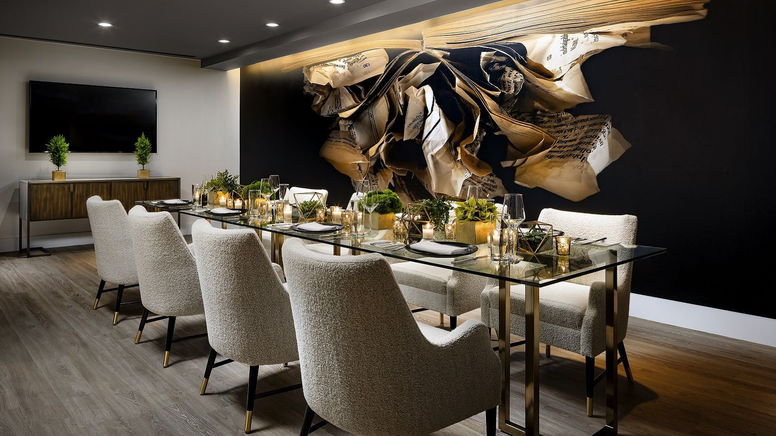 Chicago Restaurants - Circa Private Dining
