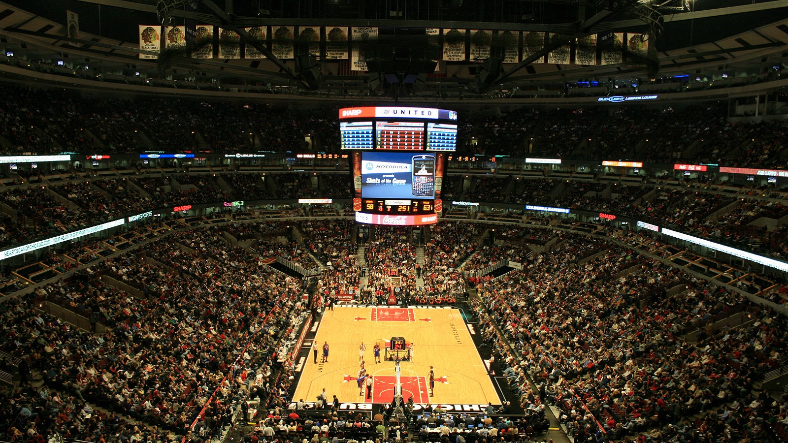 Chicago Sports United Center